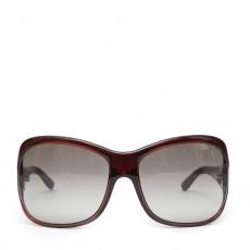 Prada Tortoise Shell Frame Oversized Sunglasses SPR05L 01