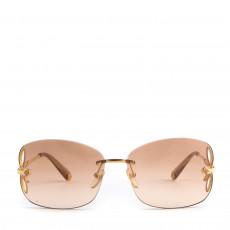 Louis Vuitton Lily Sunglasses Z0307U Gold 01