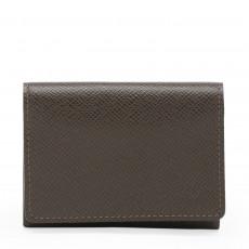 Louis Vuitton Brown Leather Pocket Organizer -01