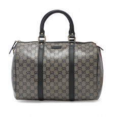 Gucci Joy Medium Crystal Lame Boston Bag 01