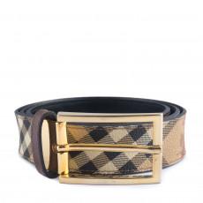 Burberry Classic Haymarket Check Belt 01