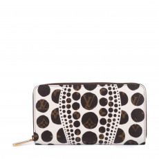 Louis Vuitton Limited Edition White Monogram Wallet 001