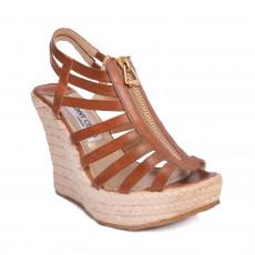 Jimmy Choo Palermo Espadrille Sandals Size 39