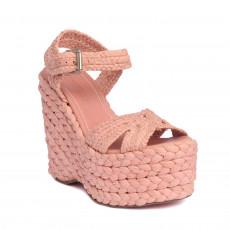 Ralph Lauren Wedge Sandals Size 37