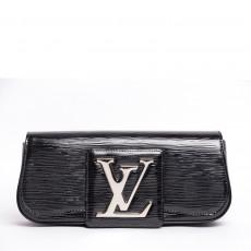 Louis Vuitton Electric Epi Leather SoBe Clutch 01