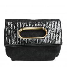 Louis Vuitton Limited Edition Monogram Motard Afterdark Clutch Bag 01