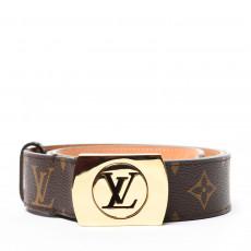 Louis Vuitton Monogram Canvas Fortune Belt 01