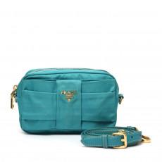 Prada Tessuto Nylon Bow Crossbody Bag 01