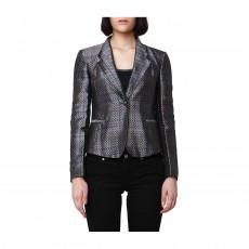 Emporio Armani Grey Formal Jacket, 01