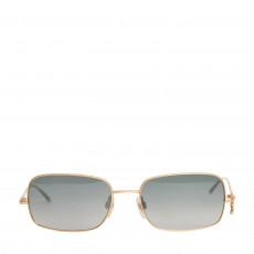 Chanel Goldtone Metal Frame Gradient Tint Sunglasses - 4079 (01)