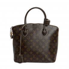 Louis Vuitton Limited Edition Monogram Fetish Lockit Bag 01
