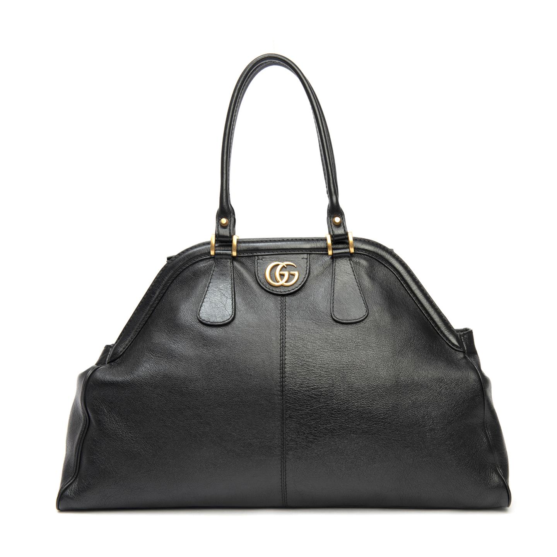 Gucci RE(BELLE) Large Top Handle Bag 02