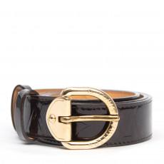 Louis Vuitton Amarante Monogram Vernis Belt 01