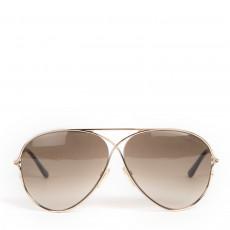 Tom Ford Peter Aviator Sunglasses TF142 (01)