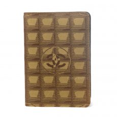 VINTAGE Chanel New Travel Line Agenda Notebook Cover